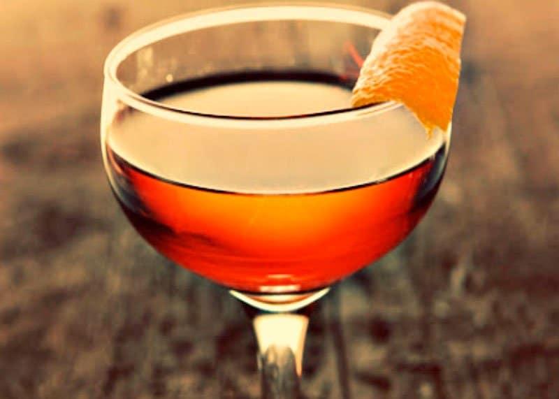 Приготовление коктейля Каприччо фото