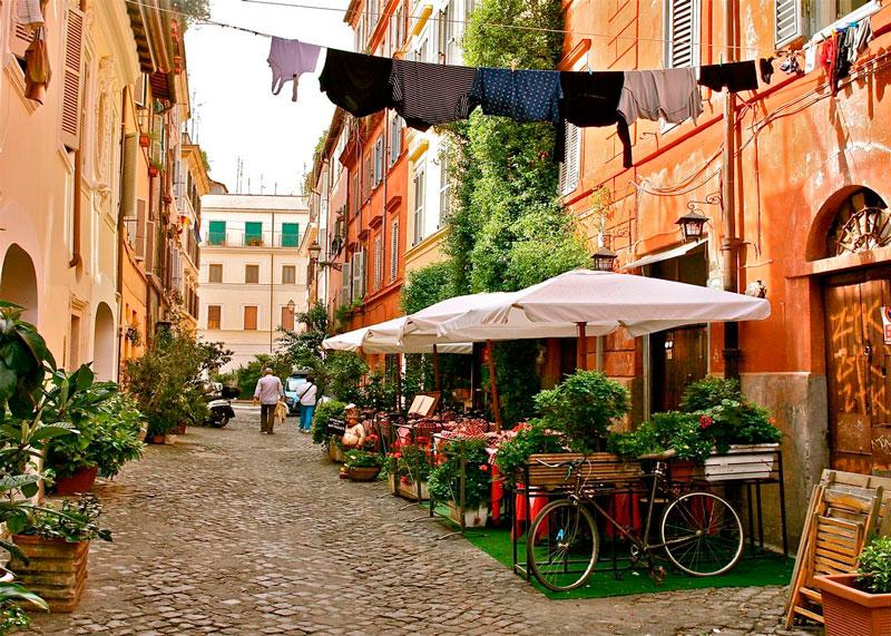 Где поесть в Риме фото