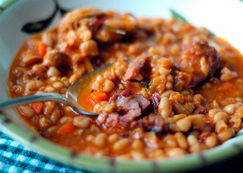 приготовление блюда из мяса Кассуле фото