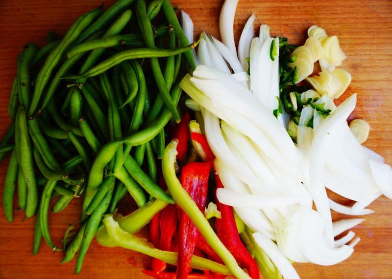 Как приготовить овощное рагу фото