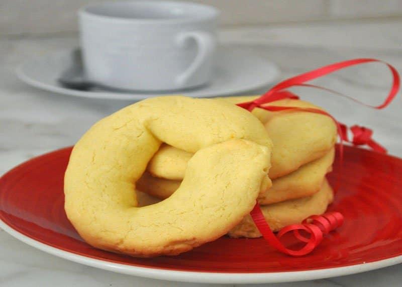 Как приготовить печенье Буссола фото