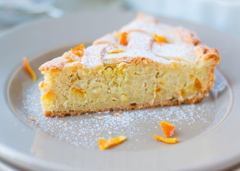 Как приготовить пирог пастиера неаполетана фото
