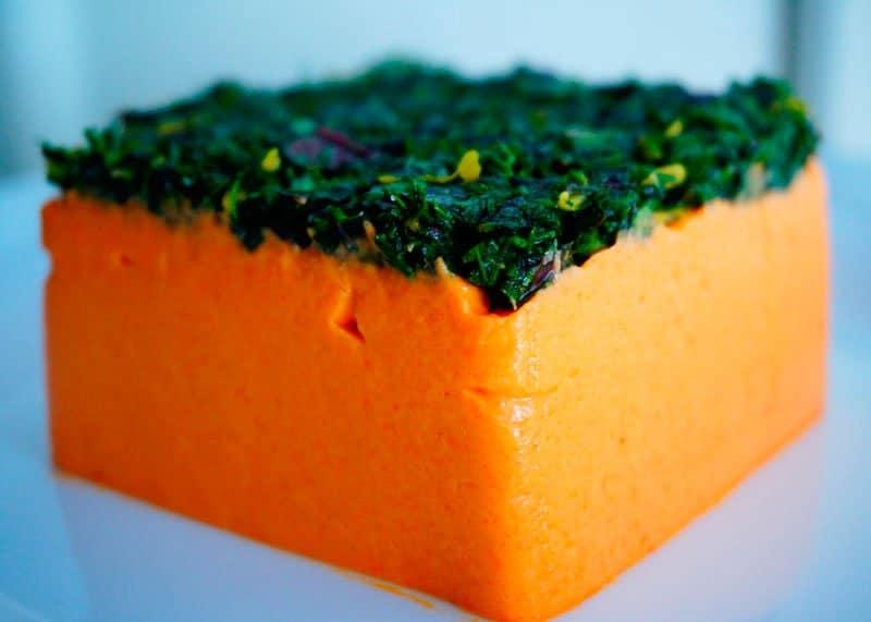 Как приготовить пюре из овощей и зелени фото