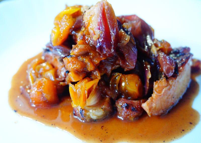 Рецепт приготовления шашлыка из свинины фото
