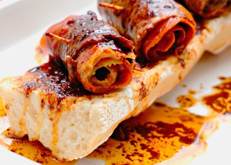 Рецепт приготовления жареной телятины по-римски или сальтимбокка ала романа фото