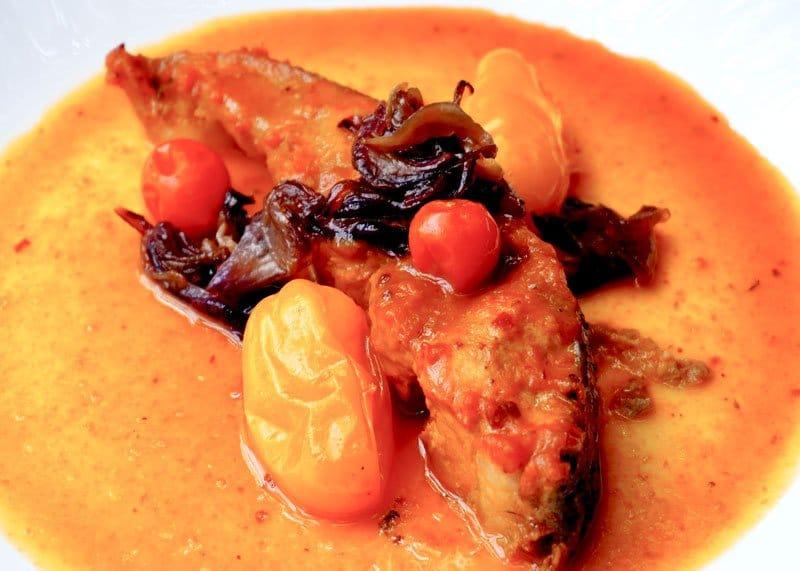 рецепт запеченной рыбы в духовке фото