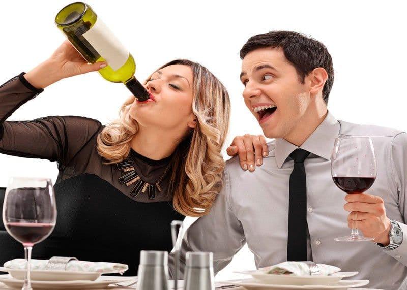 Употребление алкоголя в семье фото