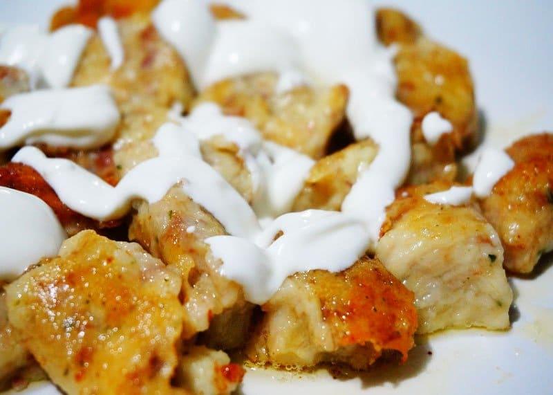 Рецепт приготовления галушек из перепелок, картофеля, творога и зелени фото