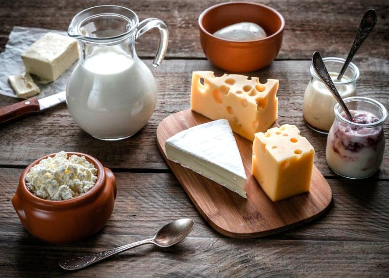 Польза продуктов из цельного молока фото