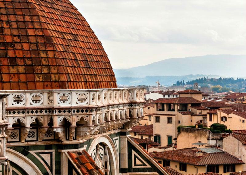 Собор Санта Мария дел Фьоре во Флоренции фото