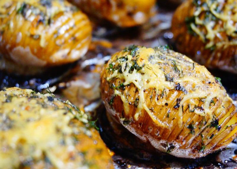 Рецепт приготовления запеченного картофеля по-хассельбекски фото