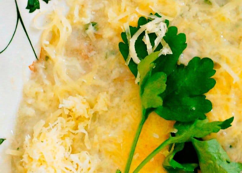 Рецепт овощного супа из хлеба и чеснока фото