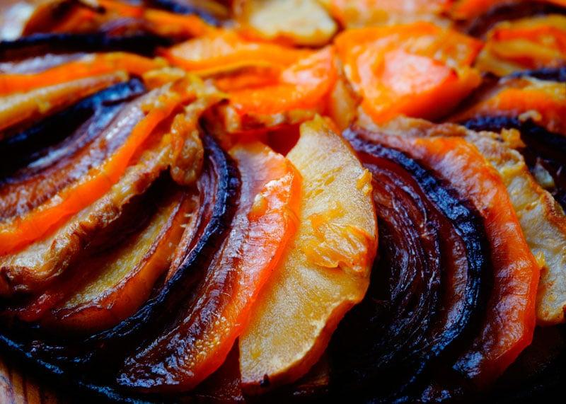 Рецепт приготовления рататуя с тыквой фото