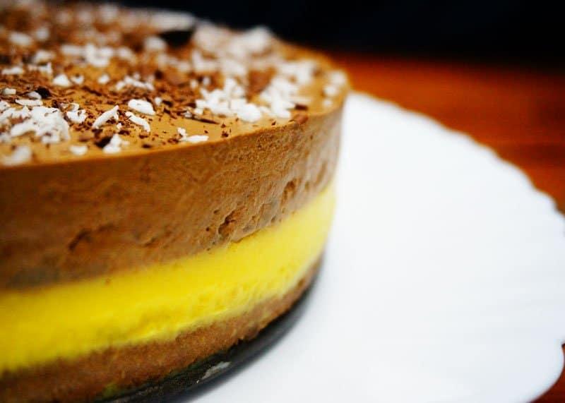 Рецепт приготовления шоколадного крема баваруаз фото