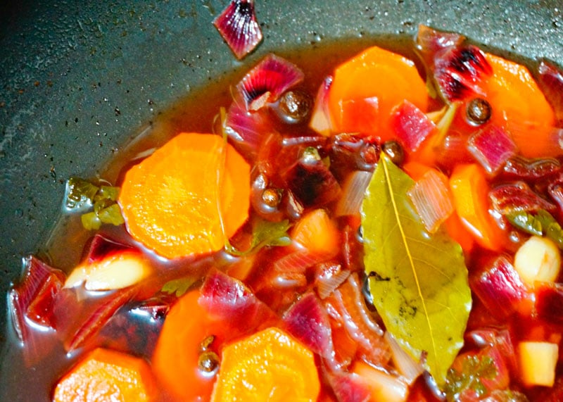 Бургундский соус рецепт фото