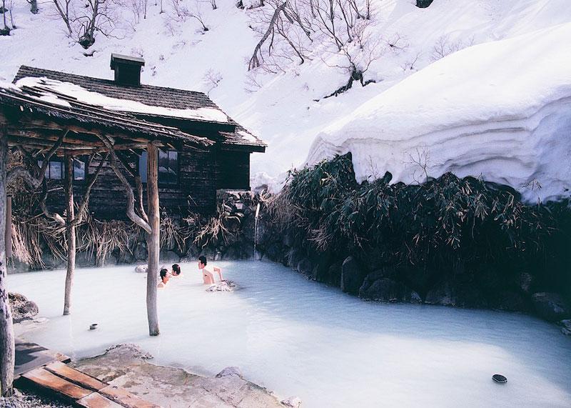 Акита Япония фото