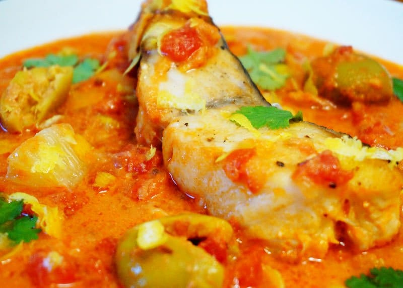 Рецепт жареного сома в томатном соусе фото