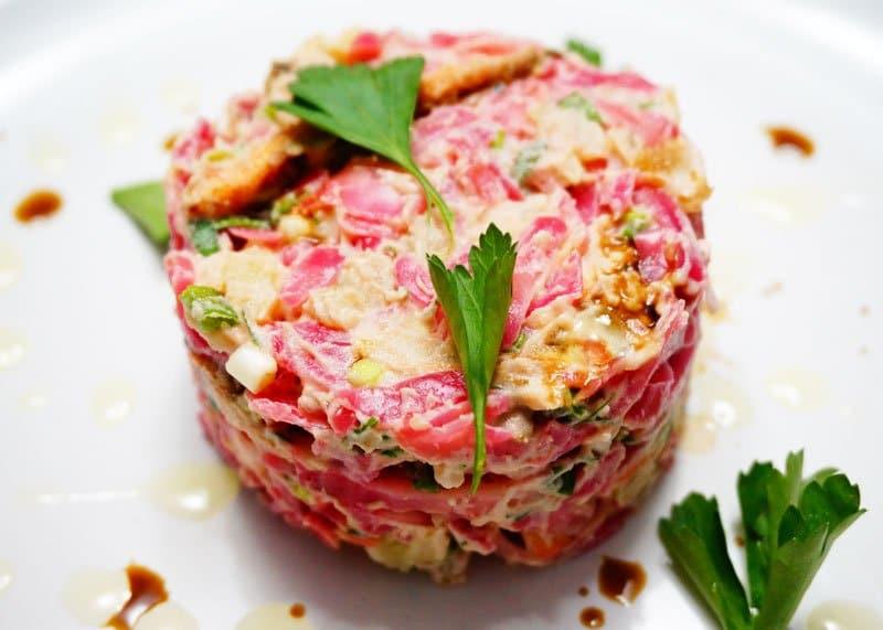 Рецепт картофельного салата фото