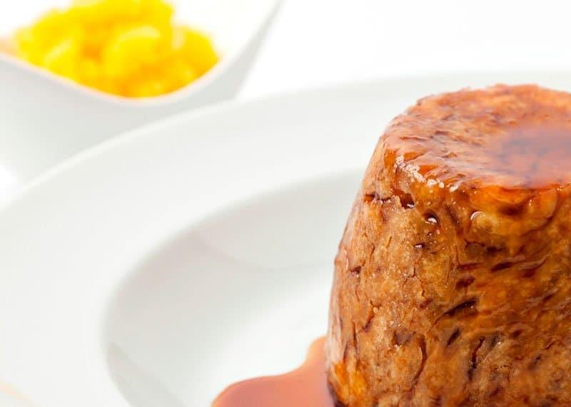 Рецепт пудинга из баранины фото