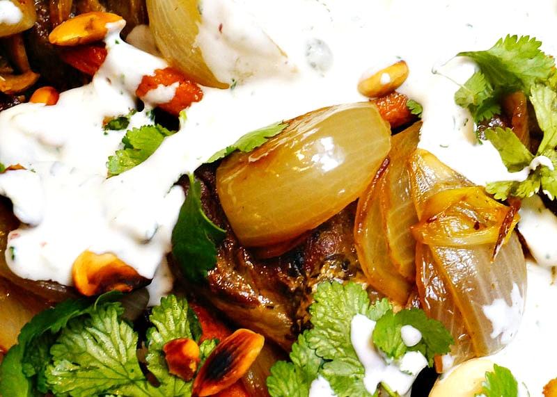 Приготовление рагу из баранины фото