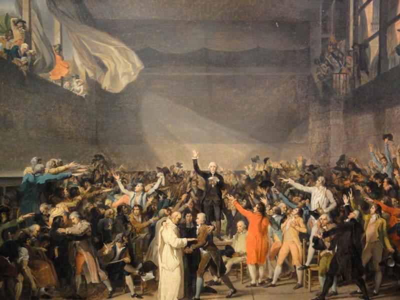 Революция во Франции фото