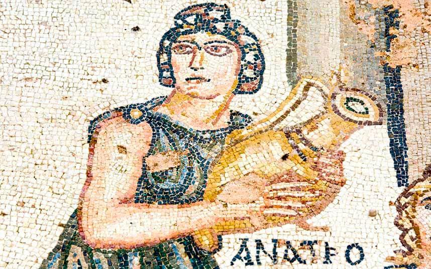 Вино в Древнем Риме фото