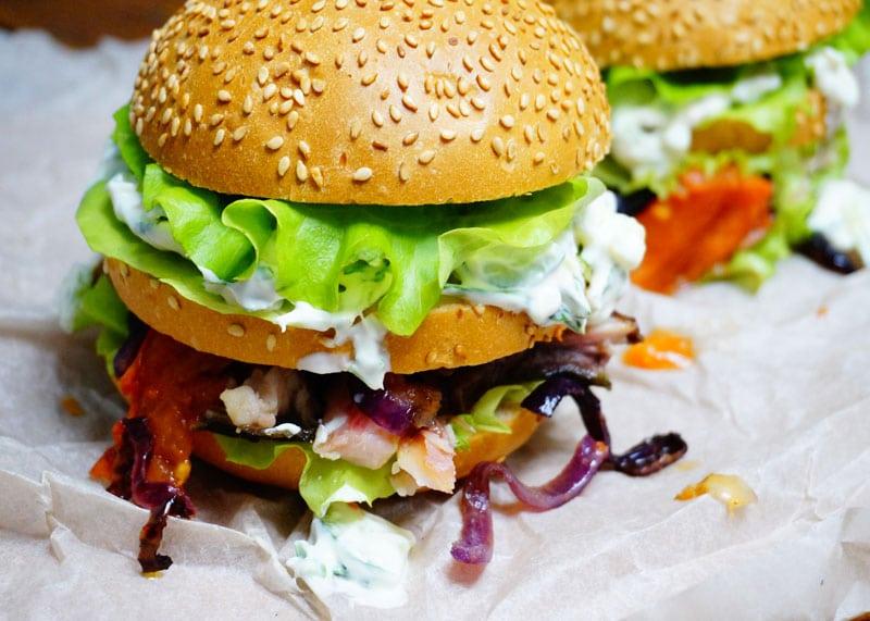Фишбургер рецепт фото
