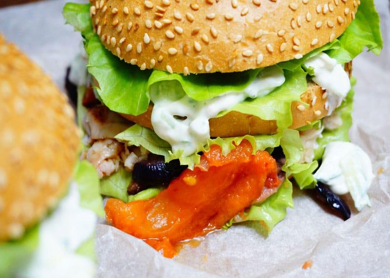 Фишбургер приготовление рецепт фото