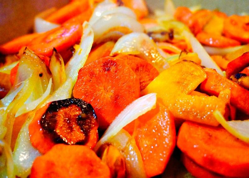 Крем-суп из моркови рецепт фото