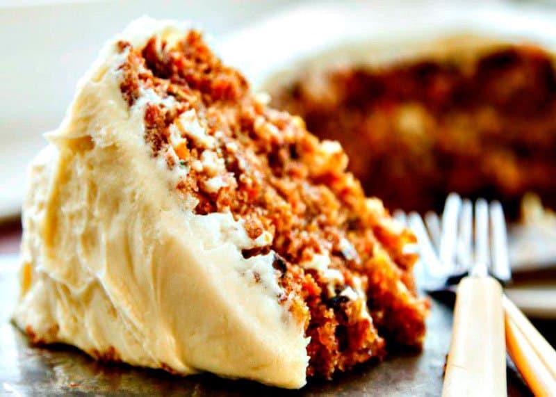 Рецепт морковного пирога фото
