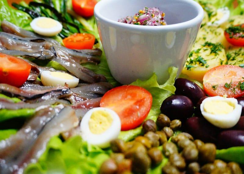 Салат Нисуаз рецепт фото
