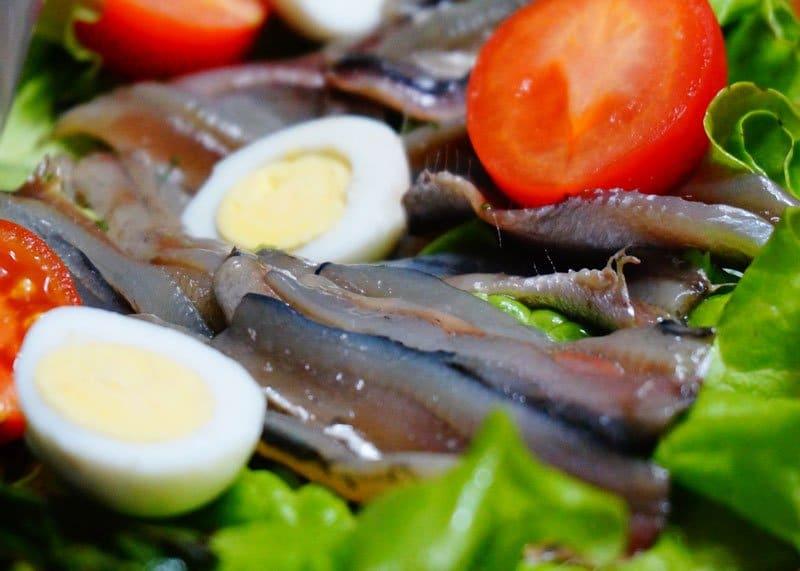 Салат Нисуаз рецепт приготовления фото