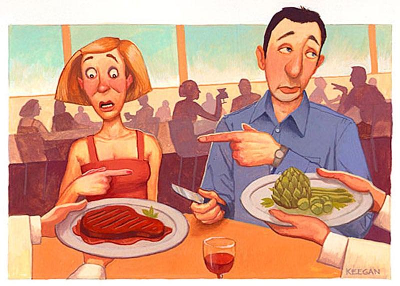 Все о вегетарианстве фото