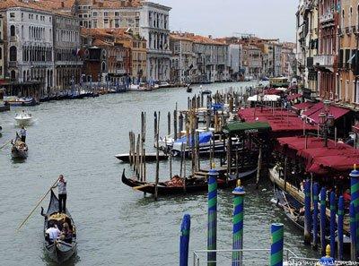 Венеция канал фото