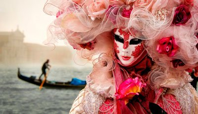 Венеция карнавал фото