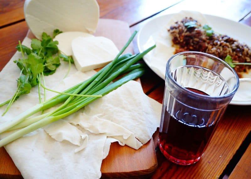 Баранина, запеченная по-иракски рецепт фото