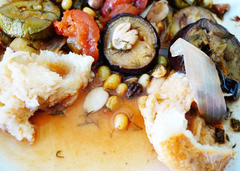 Рецепт приготовления тушеных овощей фото
