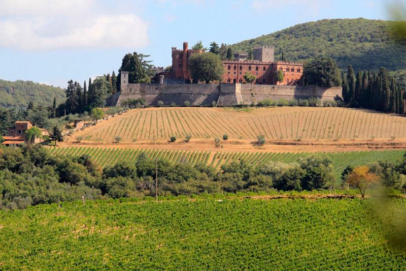 Кастелло ди Бролио фото