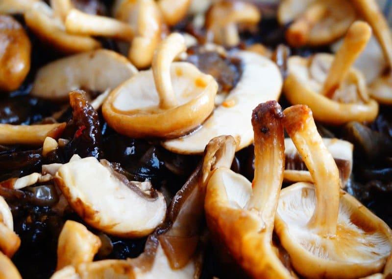 Лапша с телятиной и овощами рецепт фото