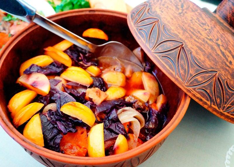 Приготовление мясного супа с овощами фото