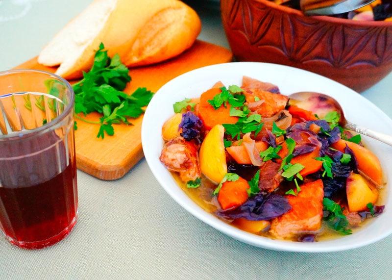 Мясной суп рецепт приготовления фото