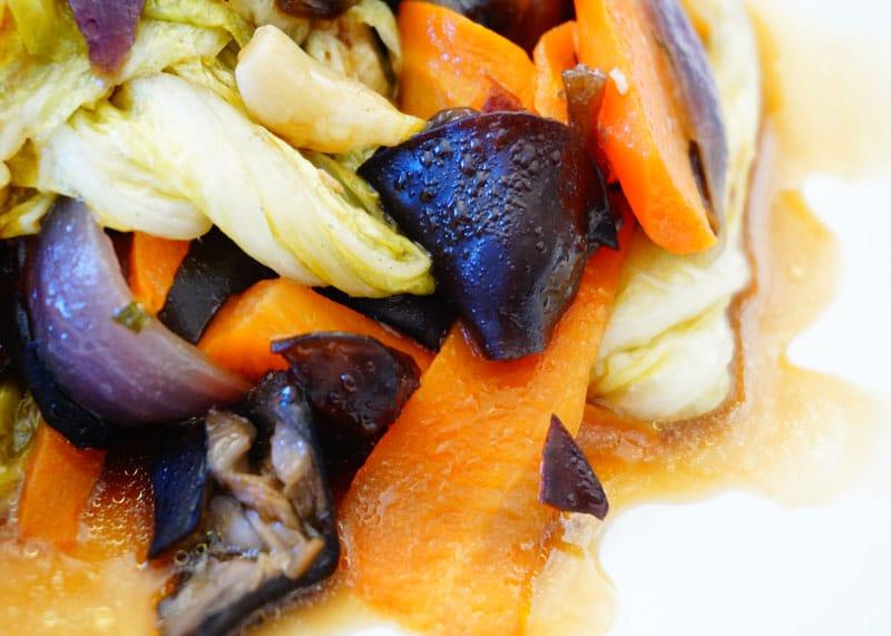 Приготовление пекинской капусты по-сычуаньски фото