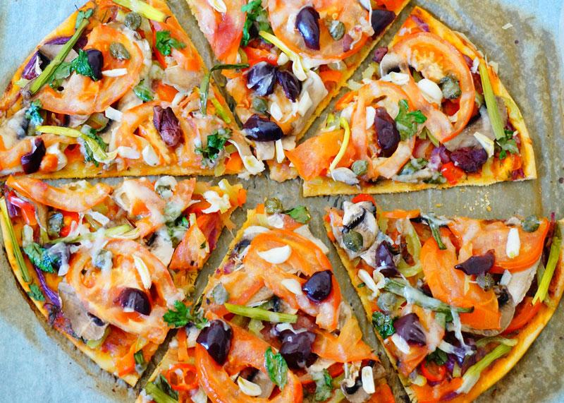 Рецепт приготовления пиццы фото