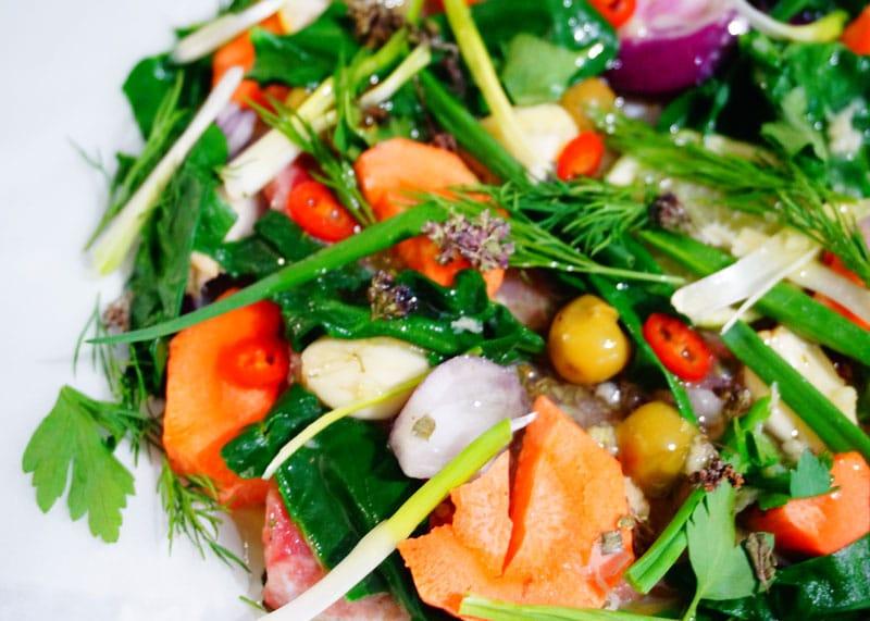 Рецепт запеченной рыбы в папильотке фото