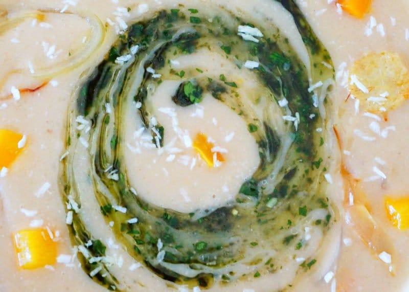 Приготовление супа из кабачков и картофеля фото