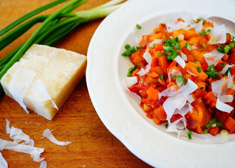 Рецепт приготовления томатного супа с хлебом фото
