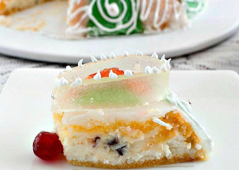 Приготовление бисквитного торта касата фото