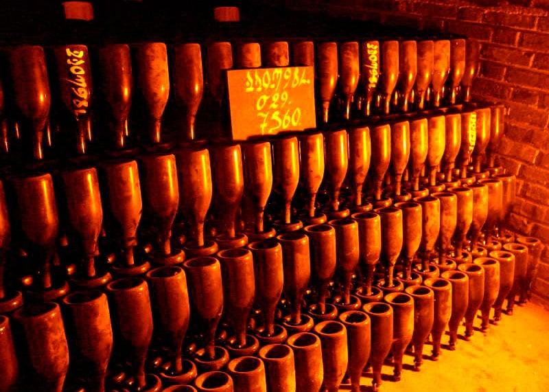 История шампанского фото