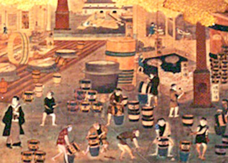 История соевого соуса Китай фото