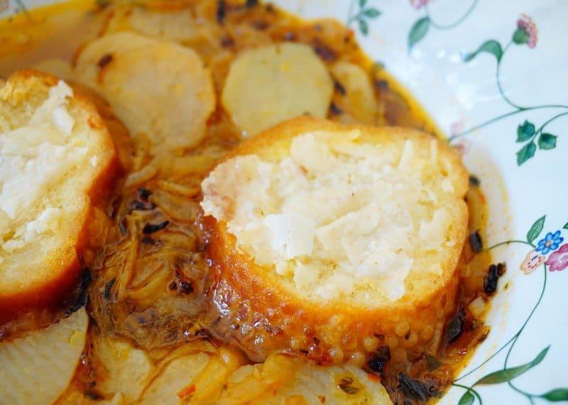 Картофельный суп рецепт фото